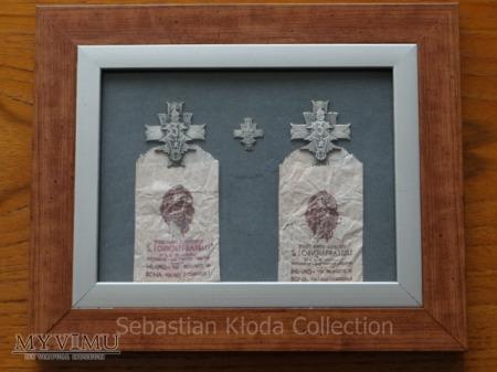 Odznaki pamiątkowe 3 DSK