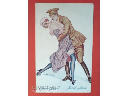 1917 Natarcie generalne XAVIER SAGER