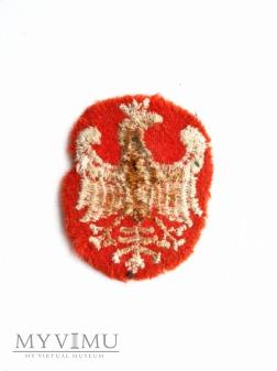 ORZEL HAFTOWANY WE FRANCJI W 1939/1940 r.