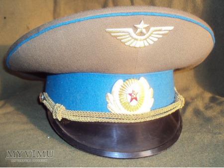 Czapka wyjściowa oficera lotnictwa ZSRR