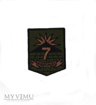 """7 Dywizja Piechoty """"Kaugnay"""""""