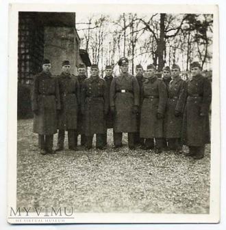 Zdjęcie żołnierzy WH