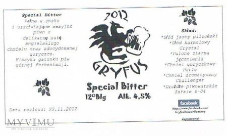 special bitter