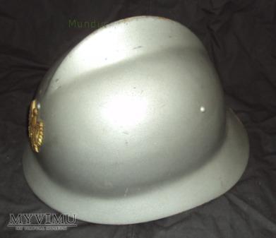 Hełm strażacki z tworzywa sztucznego