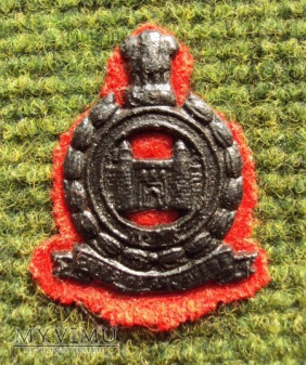 Indian Army: Corps of Engineers