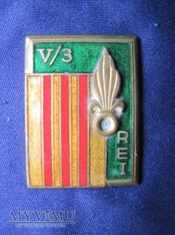 5° Bataillon du 3°R.E.I.