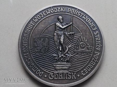 Medal Pomorskiego Komendanta Wojewódzkiego