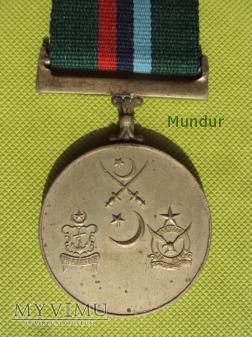 Medal Pakistański TAMGHA-I-JANG (1971 WAR)