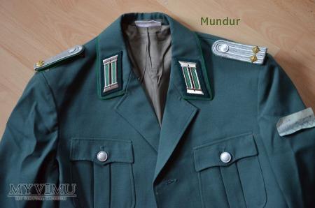 Volkspolizei - mundur oficerski
