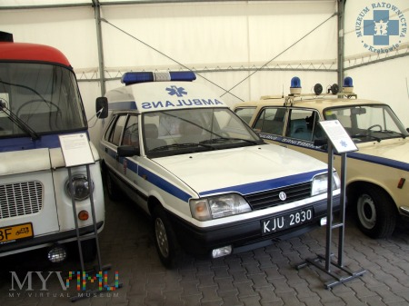 FSO Polonez Cargo Ambulans