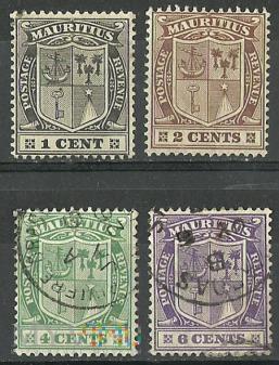 Mauritius 1 cent
