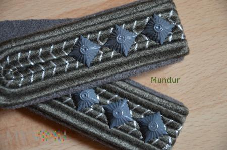 Oznaki stopnia na mundur polowy - Stabsfähnrich