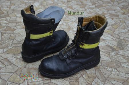 Buty strażackie specjalne