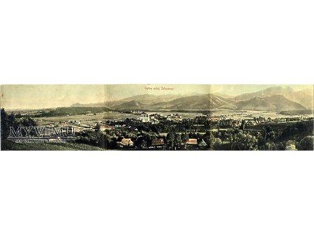 Duże zdjęcie Ogólny widok Zakopanego