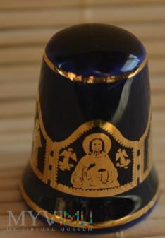 The Royal Romanov Thimble Collection/ikona