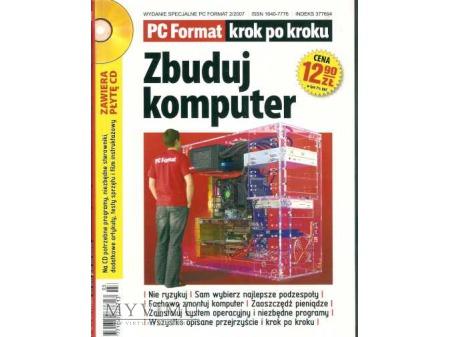 ZBUDUJ KOMPUTER + płyta CD