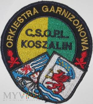Orkiestra Garnizonowa CSOPL Koszalin.