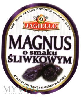 Magnus o smaku śliwkowym