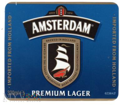 Duże zdjęcie Amsterdam Premium Lager