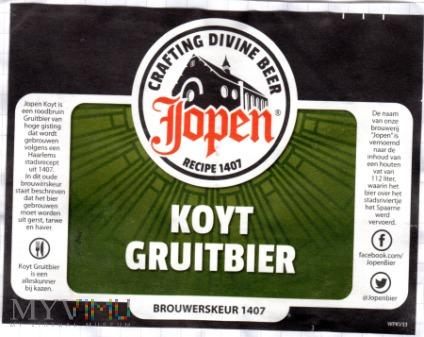Jopen Koye Gruitbier