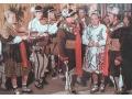 Zobacz kolekcję Strój ludowy Folklor Kartka pocztowa