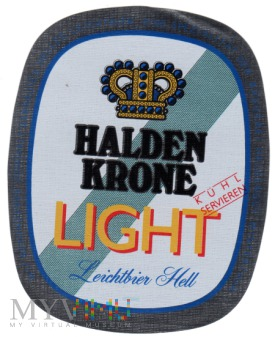 HALDEN KRONE LIGHT
