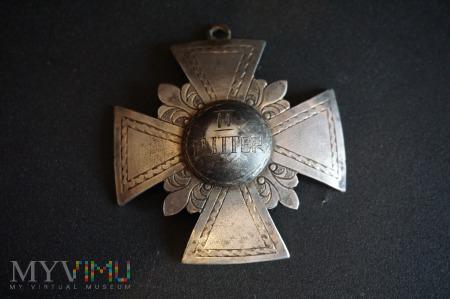 Odznaka Bractwa Rycerskiego z Seeburga - Prusy