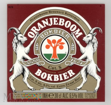 Oranjeboom Bokbier '87