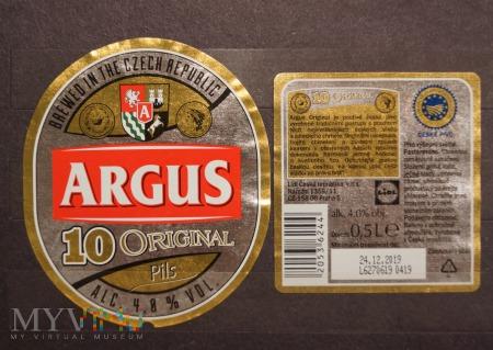 Argus, 10 Original