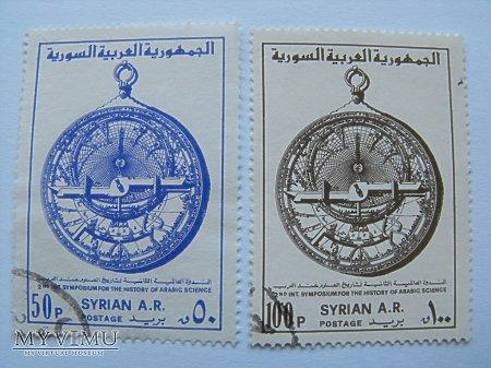 Syria - astrolabium