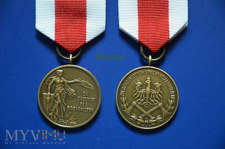 Medal brązowy