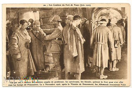 Walki o Fort Vaux-czerwiec 1916.11a