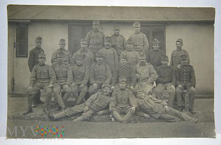 Landsturm/batalion zapasowy