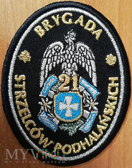 21 Brygada Strzelców Podhalańskich