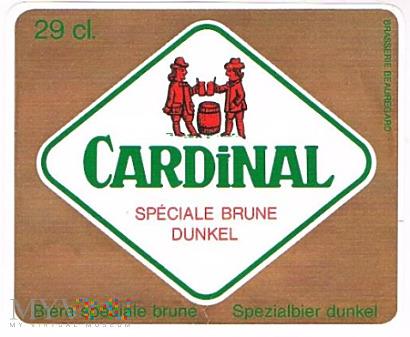 cardinal spéciale brune