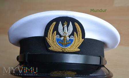 Czapka podoficera MW RP