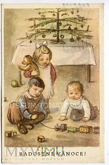 Wesołych Świąt - 1953