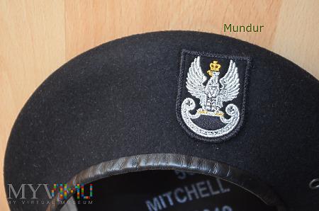 Beret polowy Wojsk Specjalnych wz. 109/DKWS
