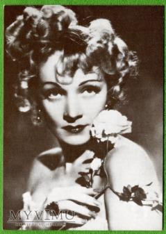 Duże zdjęcie Marlene Dietrich Edition Delta Productions CP 176