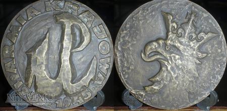 059. Armia Krajowa 1939-1945