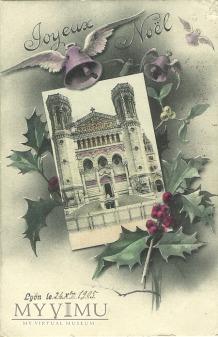 Joyeux Noel - Lyon 1905 r.