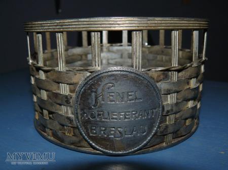 srebrny koszyczek-Breslau