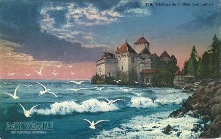 Szwajcaria - zamek Chillon