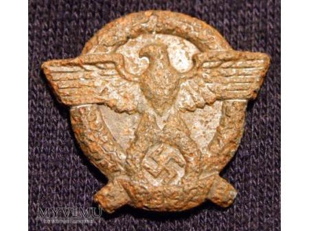 Odznaka policyjna 1942
