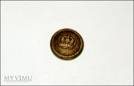 Duże zdjęcie guzik pruski z koroną