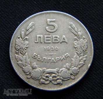 5 Lewa 1930