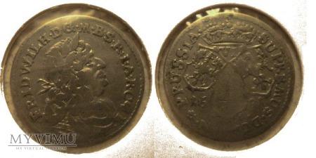 Szóstak Fryderyk Wilhelm I 1681