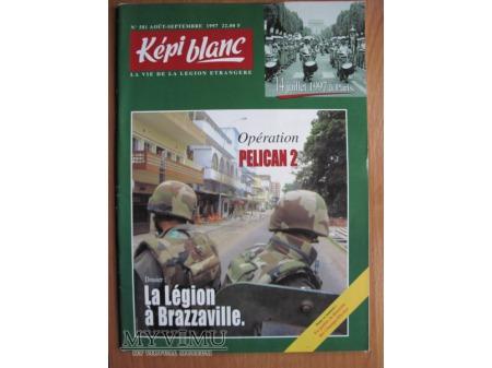 Kepi Blanc 77