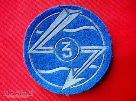Emblemat specjalisty łączności 3 klasy