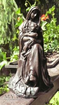 Duże zdjęcie Matka Boska z Dzieciątkiem